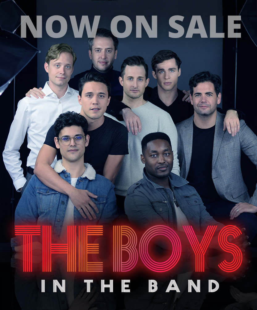 Image result for the boys in the band windy city playhouse